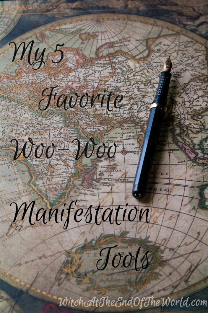 WooWoo Manifestion Tools